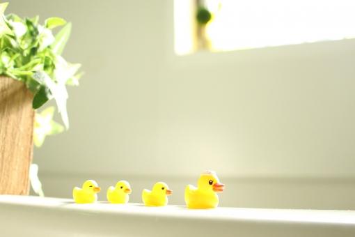 お風呂時間